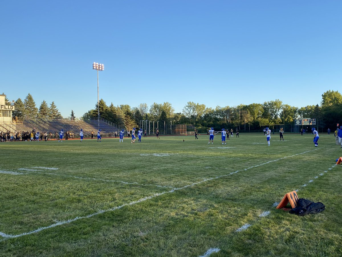 RT @midlandchemics: Another season of Chemic Football ready to kickoff here at Saginaw High.