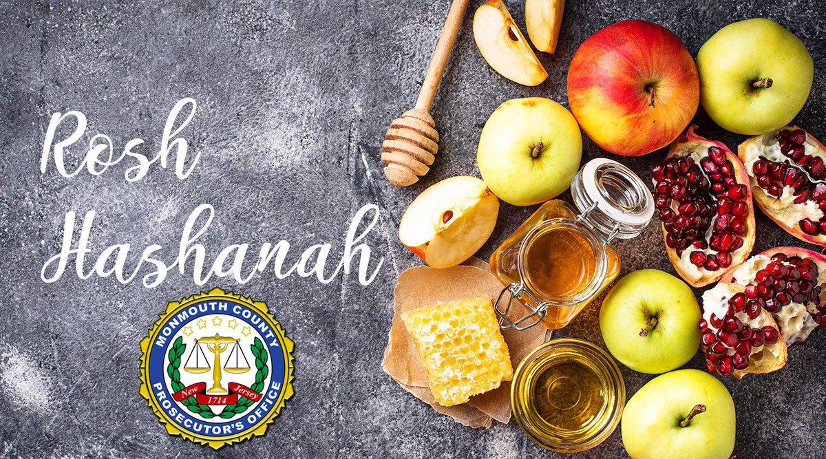 For anyone celebrating tonight, may the new year bring you peace, health, prosperity and happiness.  L'Shanah Tovah!  Have a very happy Rosh Hashanah!   #RoshHashanah #MCPONJ