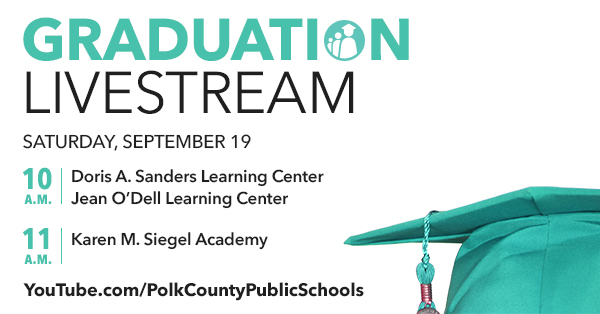 The pandemic delayed last year's graduation ceremonies for our three dedicated learning centers that serve students with special needs. Tomorrow at Lake Region High, we'll finally get to celebrate the accomplishments of these hard-working grads.