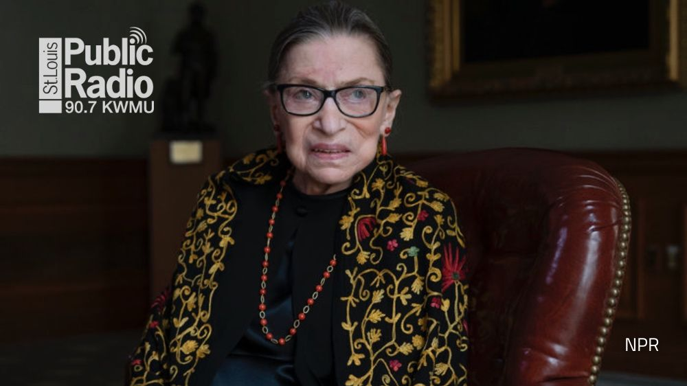 Justice Ruth Bader Ginsburg, Champion Of Gender Equality, Dies At 87  via @npr