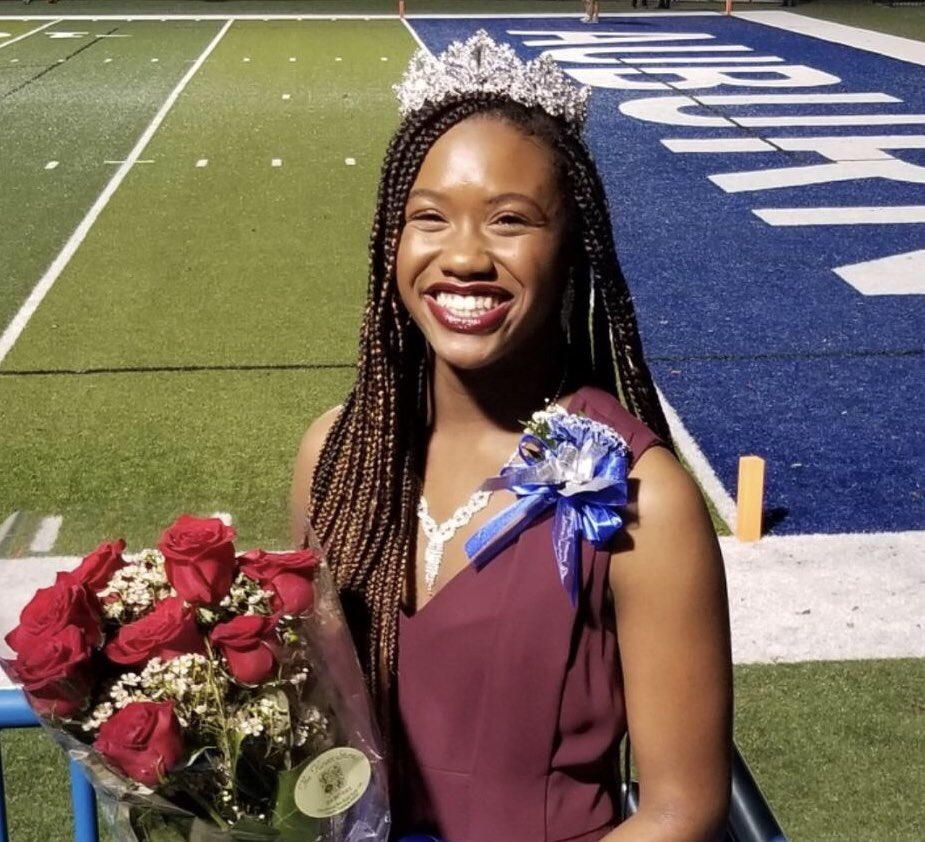 CONGRATS: Kaitlyn Powell has been crowned the 2020 Auburn High School Homecoming Queen! #ACS #AuburnCitySchools #Community #Homecoming2020