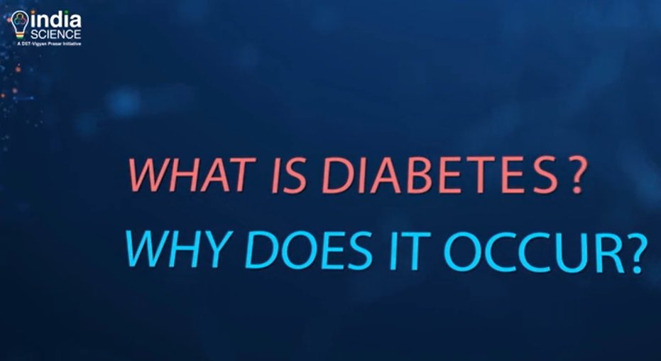 test Twitter Media - How well do we understand #diabetes?  There are around 42 crore #diabetic people in the world!  Let's understand better what we know about the causes so far, how Type 1 & 2 diabetes are different and what is still unknown!  📽️https://t.co/PMBPW3iY6E  #HealthForAll @ncdirindia https://t.co/f1AyUAW02y
