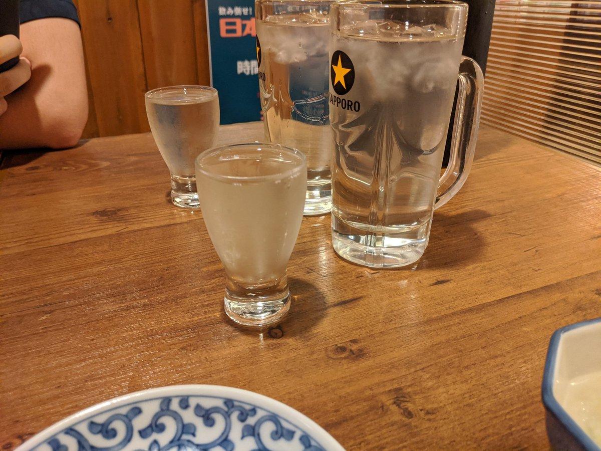 test ツイッターメディア - 日本酒を飲む会  一杯目 十四代 純米吟醸 愛山 https://t.co/C21MF0CZLy