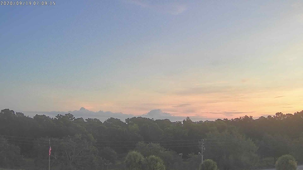 RT @FSWNIndiantown: FSWN MCFR 24 Indiantown at sunrise and it's 76.0 F