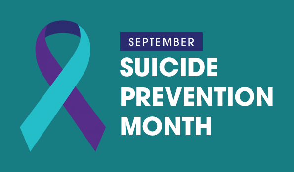 You are not alone, help raise awareness for suicide prevention and treatment, know the risks and warning signs for suicide and what to do in a crisis. Help is available, Speak with a counselor today: 800-273-8255 available 24/7.
