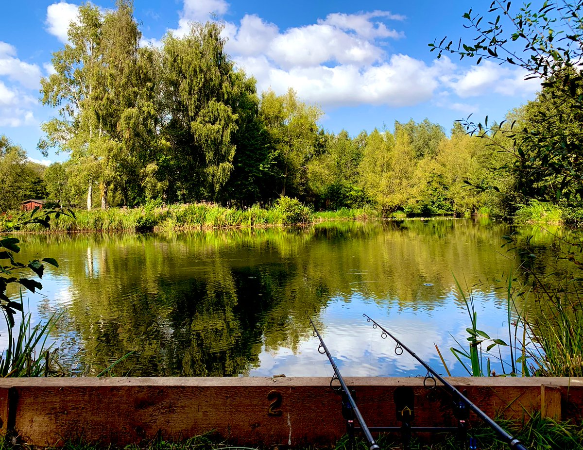 Home for the next few days #carpfishing https://t.co/ijWFE8J1Ic