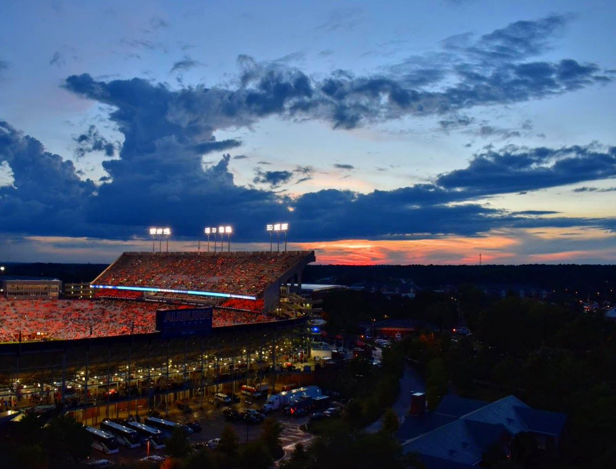 We are exactly ONE WEEK away from some Auburn Tigers Football! Who is excited to see your favorite team play again? I know we are. Check out what's going on and where to stay in the link below. #auburnopelika