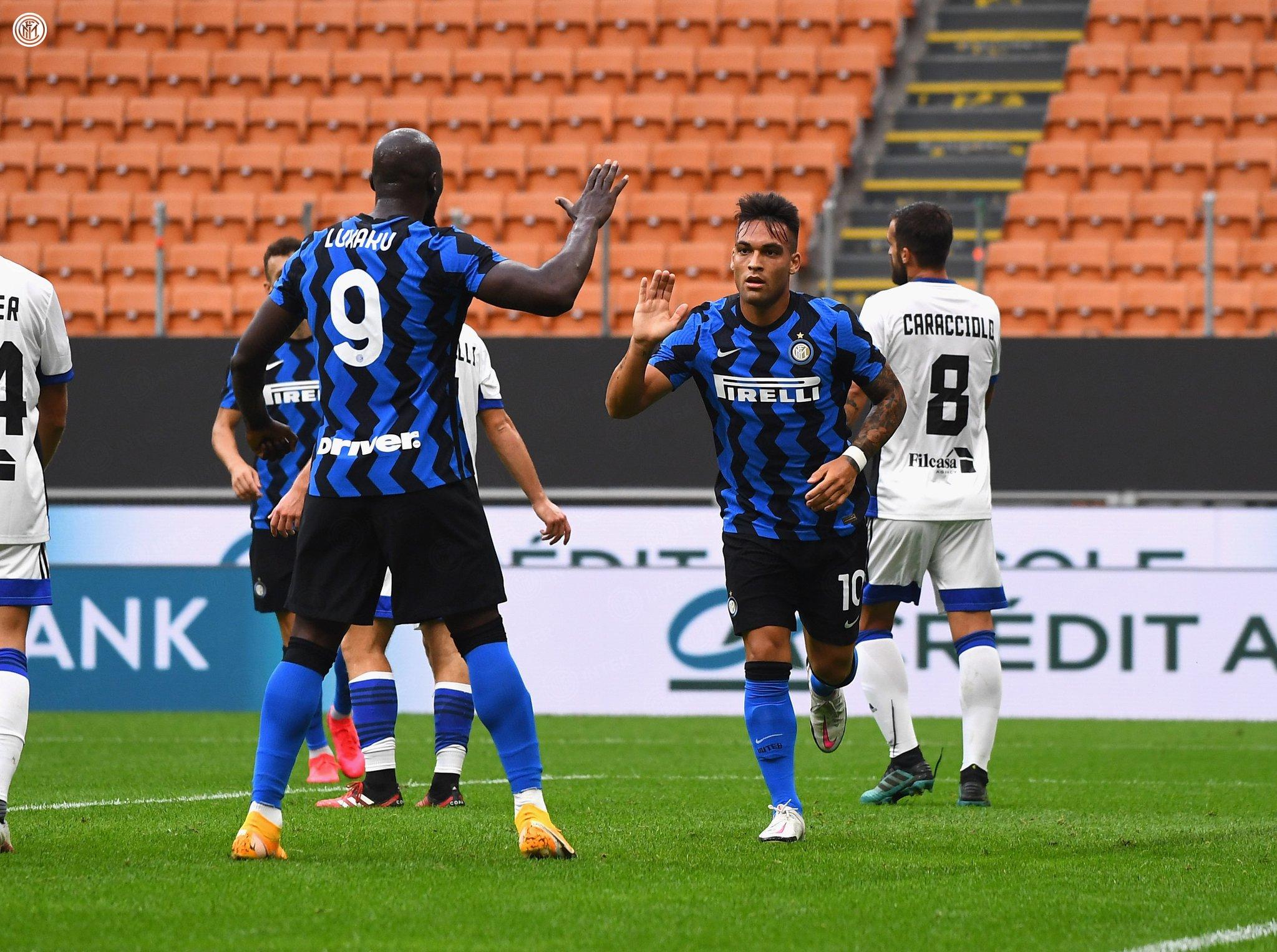 FC Internazionale Milano - cover
