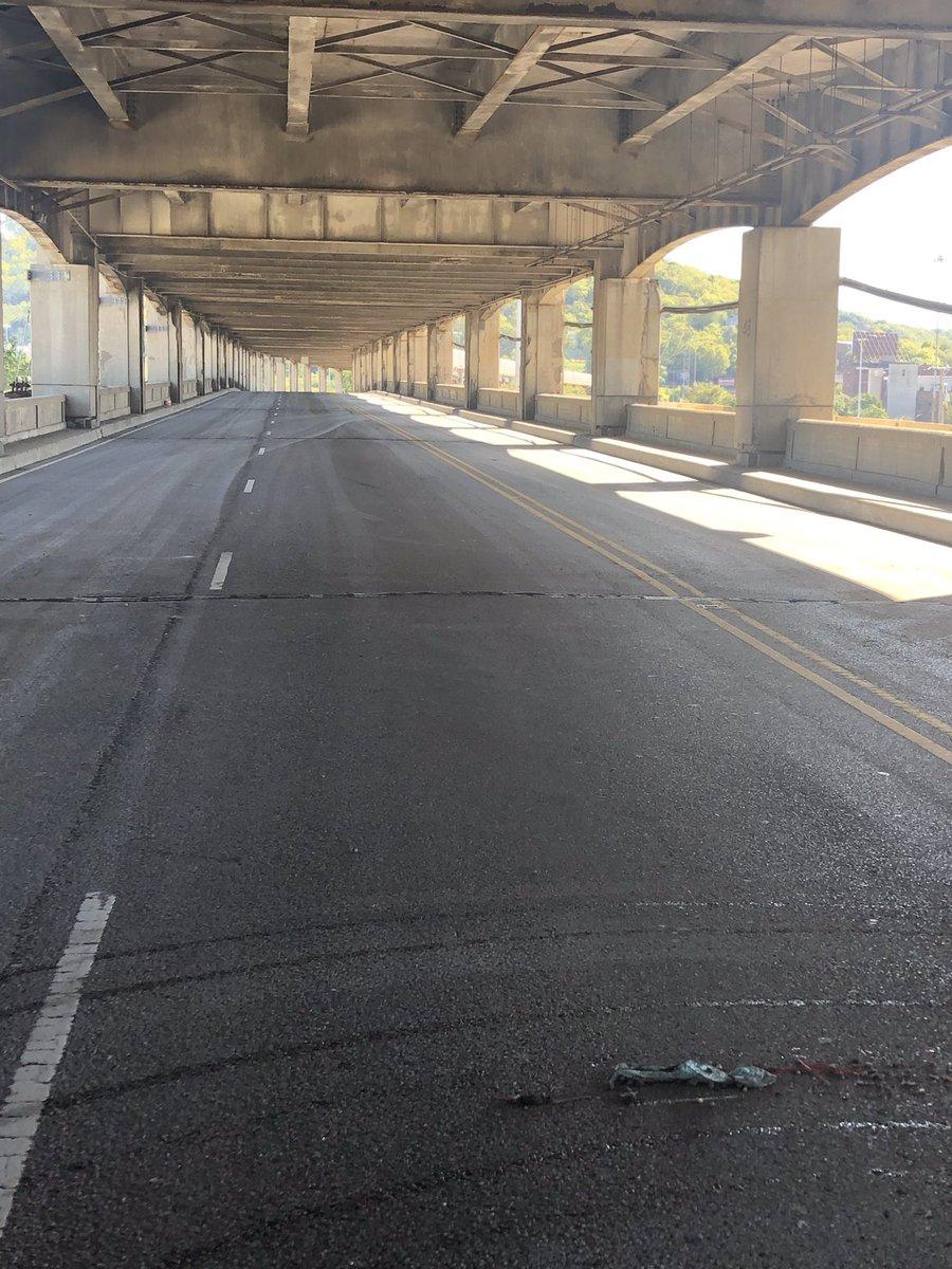 Western Hills Viaduct cleanup complete! #WeekendWorkflow #EverydayDepartment