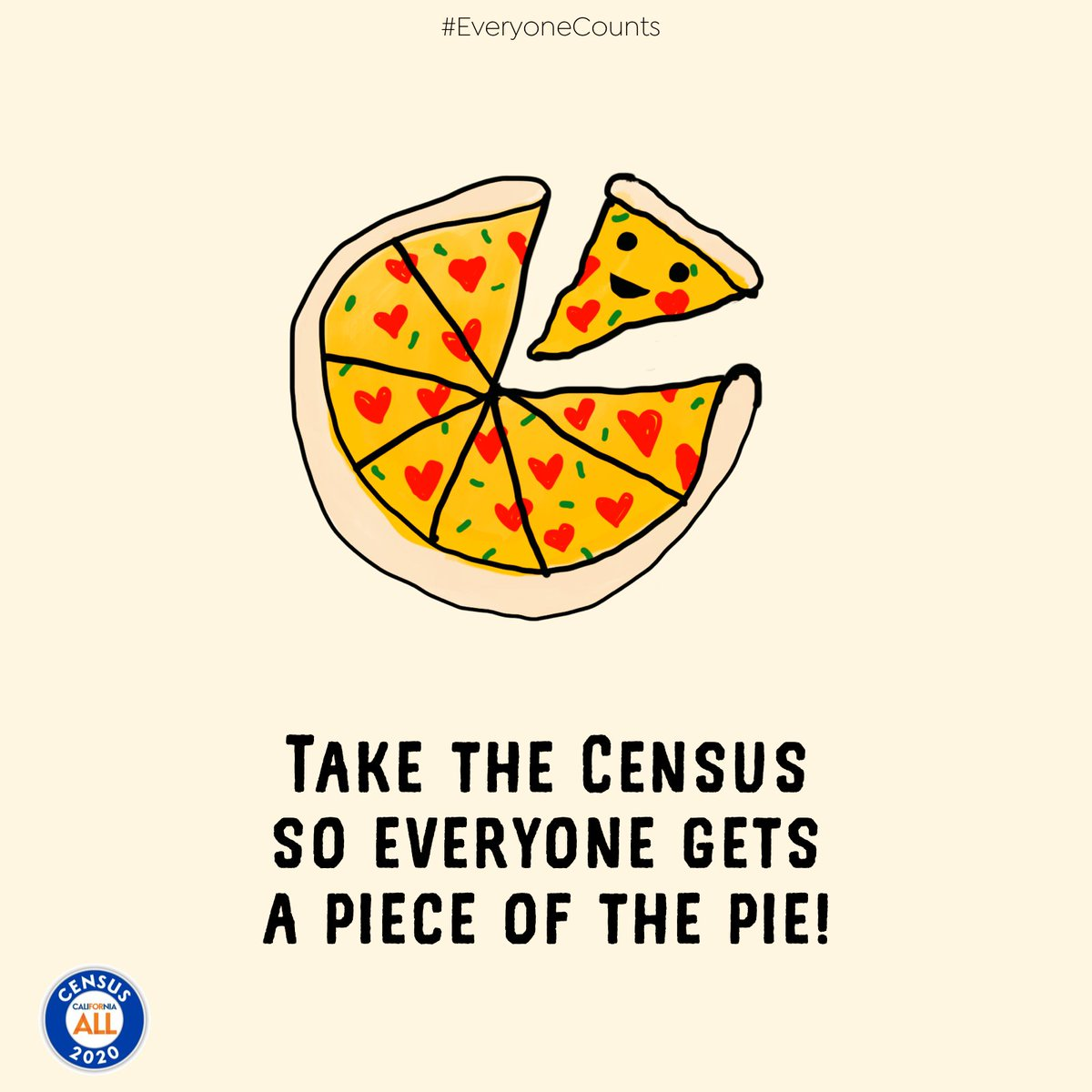 Don't wait to complete the #2020Census. Time is running out (last day is Sept 30th). Respond online now by visiting  or by calling 844-330-2020. Remember, the census ensures more equitable distribution of funds & resources for our community. #SmcCounts