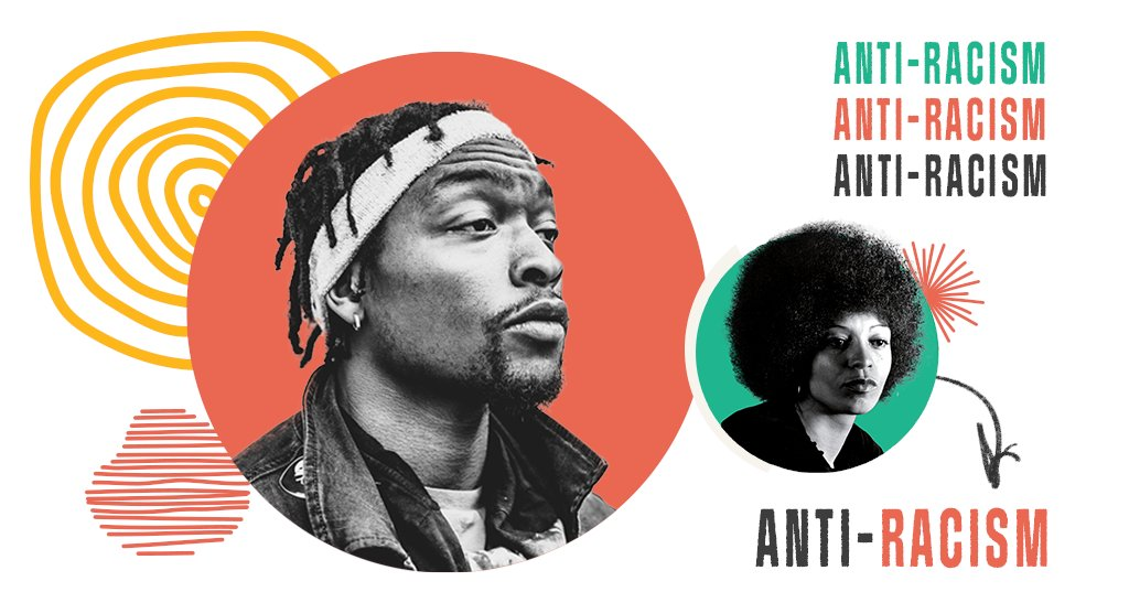 The first step in becoming an anti-racist is learning about the lived experiences of those that are different from yourself. Our Black Events and Exhibits Committee compiled resources for people looking to start: