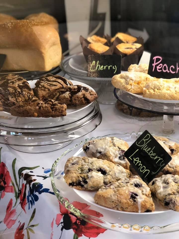 It's always a great day when grabbing some fresh #pastries from Olde World Bakery over in Smithville! #ExploreBastropCounty