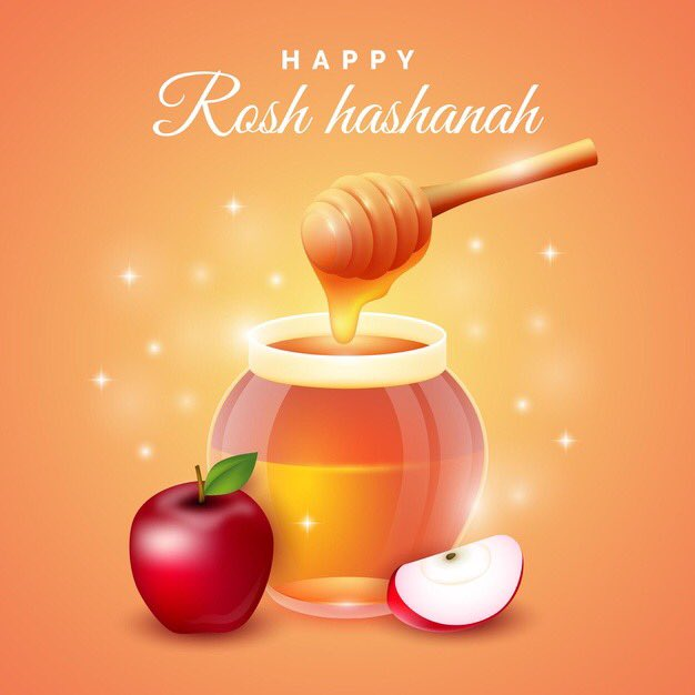 Blessings to everyone observing Rosh Hashanah!
