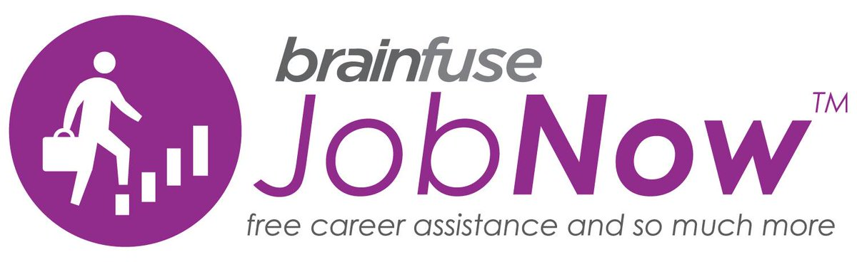 Job hunting? Check out Brainfuse JobNow for support in every step of your job search process. Free access with your SLPL card!