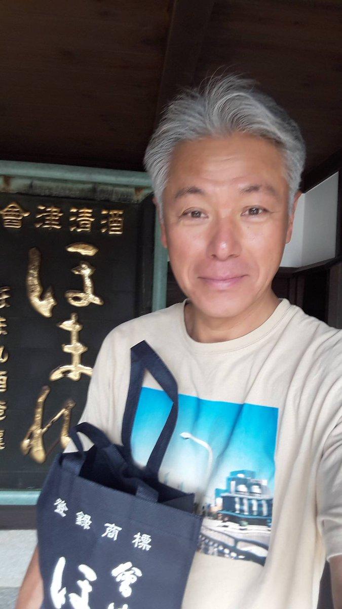 test ツイッターメディア - 『喜多方市ほまれ酒造』🍶雲嶺庵という日本庭園がとても素敵で心が落ち着きます。流石に老舗の酒屋さんです。会津の米と美味しい水で作られた会津のお酒を皆さんも是非お買い求めくださいね。まもなく稲刈り始まります。#たろあげ農園 #太郎あげあげ  #たろあげ米 https://t.co/jab5FItE3G