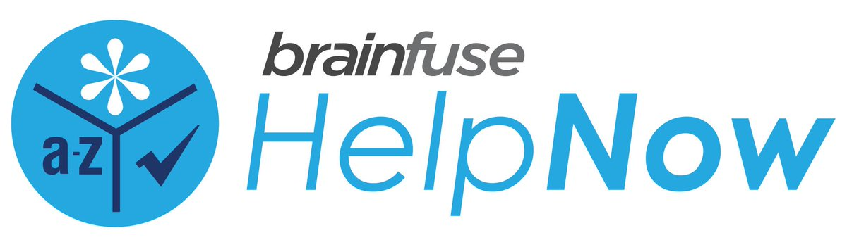 Need homework help? Brainfuse HelpNow provides free online homework help and one-on-one tutors for grades K-12 and adult learners. Access is free with your SLPL card!  +