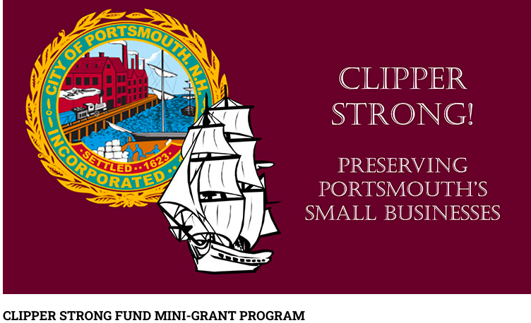 Attention independent businesses: #ClipperStrong Fund to issue mini grants (Oct. 1 , 2020 deadline to apply) READ IN FULL: