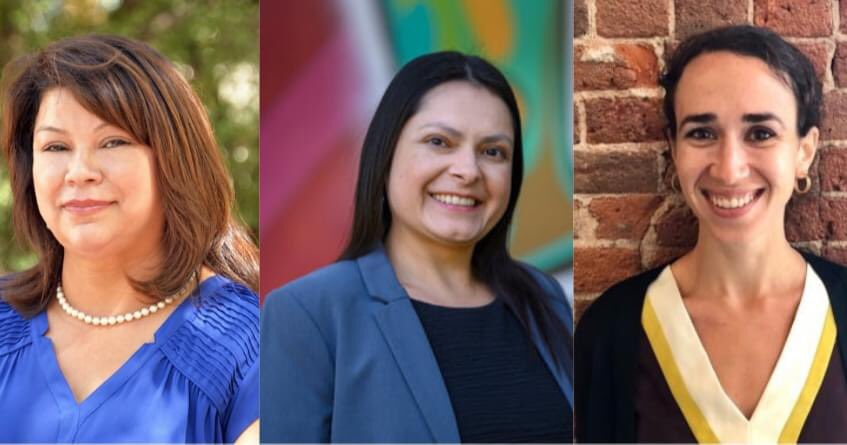 📅 Mark your calendars for this Thursday, 9/24 at 10 AM for an election & census panel discussion with three community experts! Emma Gonzalez, Julia Marks & Miriam Yupanqui will walk you through everything you need to know to about the November election.