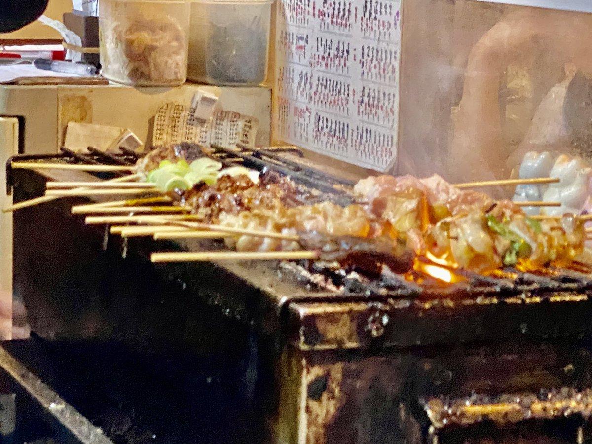 test ツイッターメディア - 四条大宮「やきとり雷」で冷酒を頼んだら「佐々木酒造」の「古都」でしたわ✨この間飲んだばっかり🤣うま〜  そしてこちらのお店の食べ物は美味過ぎ♪久しぶり美味しい焼鳥を頬張りました😋 #京都 #四条大宮 #やきとり雷 #雷 #佐々木酒造 #古都 #kyoto #sake #yakitori https://t.co/Y7R1SFHJUY
