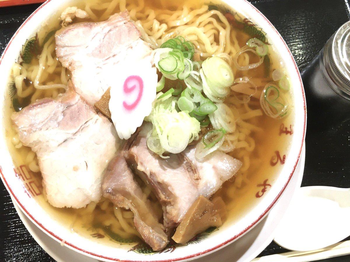 test ツイッターメディア - 秋晴れの今日。😊😊😊  日本橋にある福島県のアンテナショップ『ミデッテ』まで足を運びました。🤗  喜多方ラーメン「まるや」さんに舌鼓を打ち、日本酒の飲み比べで絶好調。(背番号24風に)😋  お土産には、「玉嶋屋」さんの本煉羊羹。🤩  これから、「コンフィデンスマンjp」を観に行きます。🥳 https://t.co/klmenldEbW