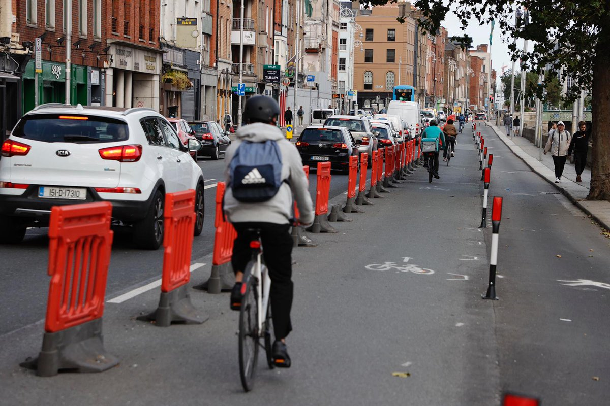 test Twitter Media - Bike Week fact: 59% of residents think fewer motor vehicles on our streets would be useful to help them cycle more.   For more cycling stats see the full Bike Life report at https://t.co/TnMTPWDbLW   #celebratecycling #cycledublin #bikeweek2020 https://t.co/4ckuIhFcgv
