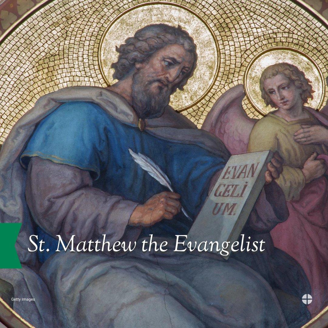 test Twitter Media - St. Matthew, Apostle and Evangelist, pray for us! https://t.co/UHIaCc7CjQ