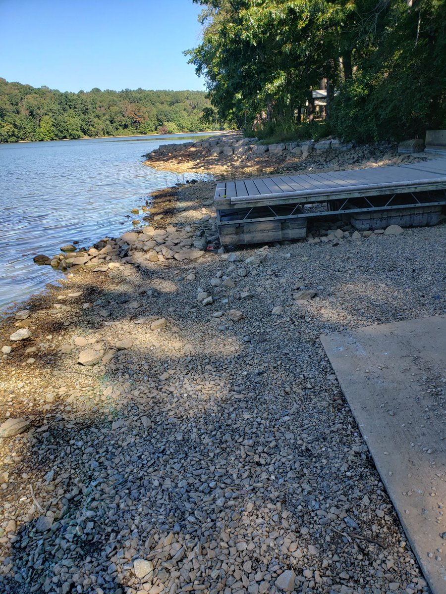 9/21/20: The boat ramp at the Lake Williams Activity Area is CLOSED to trailers until further notice due to low water.  Carry-in is permitted for smaller boats like kayaks and canoes.  Lake Redman boat launch remains open.