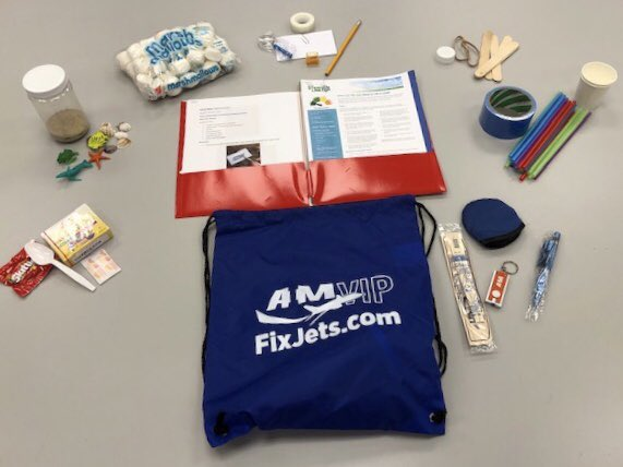 Recreation, Parks & Open Space partnered with @AviationAIM to provide students STEM activities for youth ages 5 – 12. Call (757) 423-1088 or email ashley.jones@norfolk.gov to pick up a FREE activity bag for your child. Check out this virtual tour of AIM!