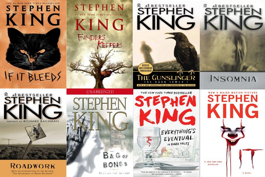 "Happy 73rd birthday @StephenKing ""You learn best by reading a lot and writing a lot, and the most valuable lessons of all are the ones you teach yourself."" -Stephen King (2001): ""On writing: a memoir of the craft"""