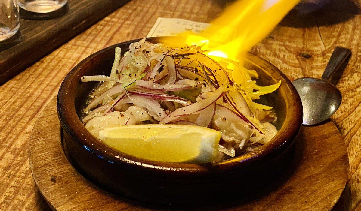 test ツイッターメディア - MOKICHI CRAFTBEER@藤沢 熊澤酒造直営の湘南ビールBAR❤︎ オシャレ〜(*'▽'*) カルパッチョ・アヒージョ このバーナーで焼いてるのは 何でしょうか笑  ぜんぶ超美味しかったのは 覚えてますよ! いやぁ、さんざん海水浴してから飲む クラフトビールと日本酒の味比べセットは、効きますね〜( ̄▽ ̄) https://t.co/KxKRsltC8f