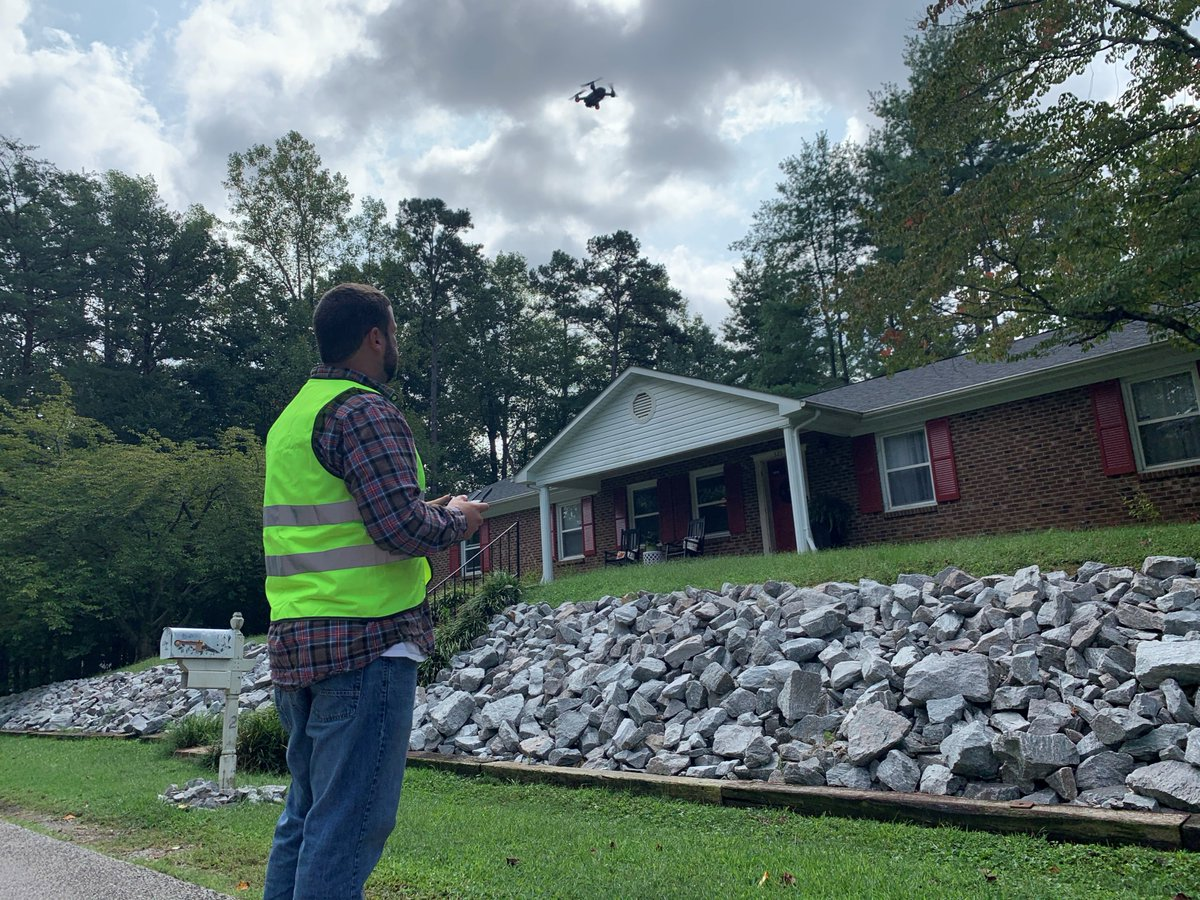 Brightminds LLC is using drones for the reassessment of Pittsylvania County properties. Using modern technology instead of just taking one or two pictures of every property is reducing costs and improving the accuracy of the results. See the news release:
