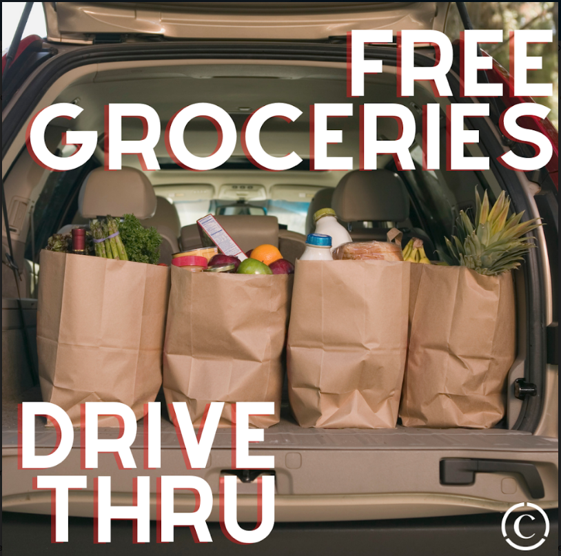 Sharing this opportunity! Free Grocery Drive Thru 9/26 for anyone and everyone who needs groceries. Sign up by 9/23 at . Cypress Church exists to Make a Difference. Cypress loves the community and wants to serve and bless you with free groceries!