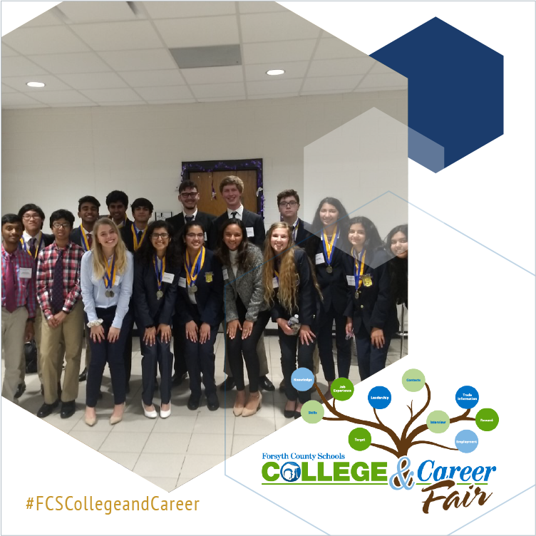 Forsyth County Schools is seeking Career Development Partners through our Career Pathway Showcase and Career Expo. To learn more please visit:    #FCSCollegeandCareer