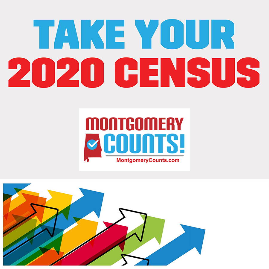 Time is running out! The deadline to complete your 2020 Census is September 30th. Go to , or call 844-330-2020 to complete yours today!  #MGMChamber #MGMCounts #AlabamaCounts #ShapeYourFuture