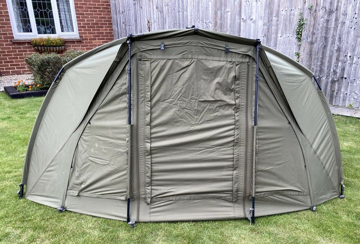 Ad - Trakker Tempest V2 Bivvy On eBay here -->> https://t.co/WBNY9mQtMW  #carpfishing #trakker