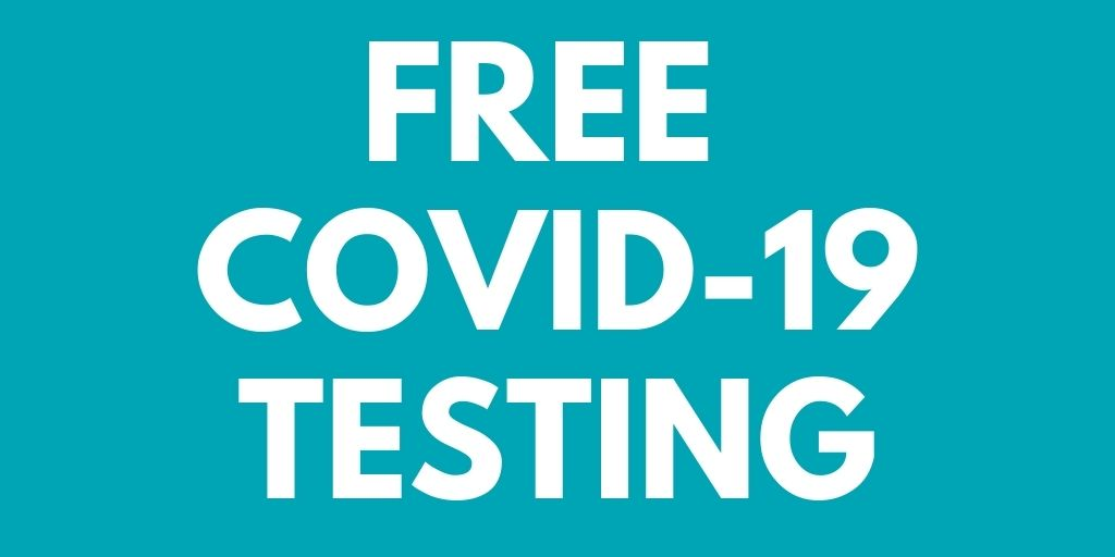 Visit our website for updates on New COVID-19 Pop-up testing locations near you.