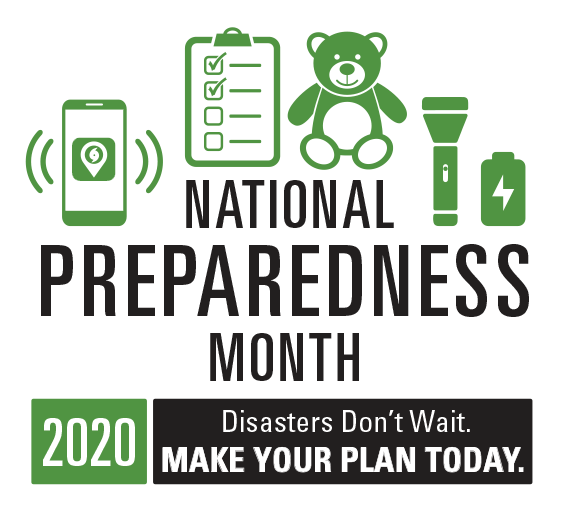 Talk to your kids about preparing for emergencies and what to do in case you are separated. Reassure them by providing information about how they can get involved.