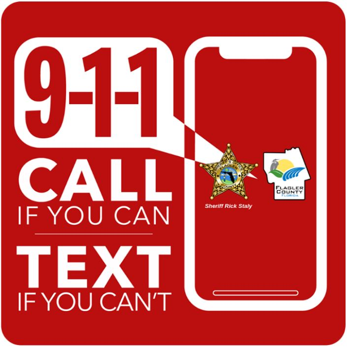 You can Text to 911 if you need to