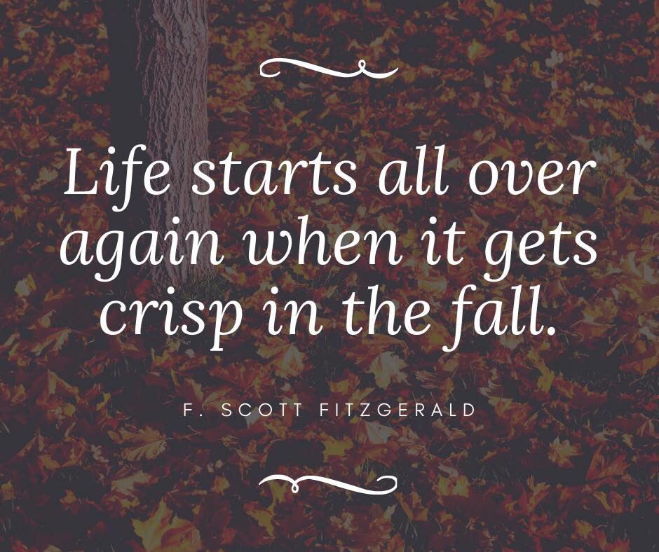 C'mon cool fronts...Happy Fall Y'all! #FirstDayOfFall #transformationtuesday