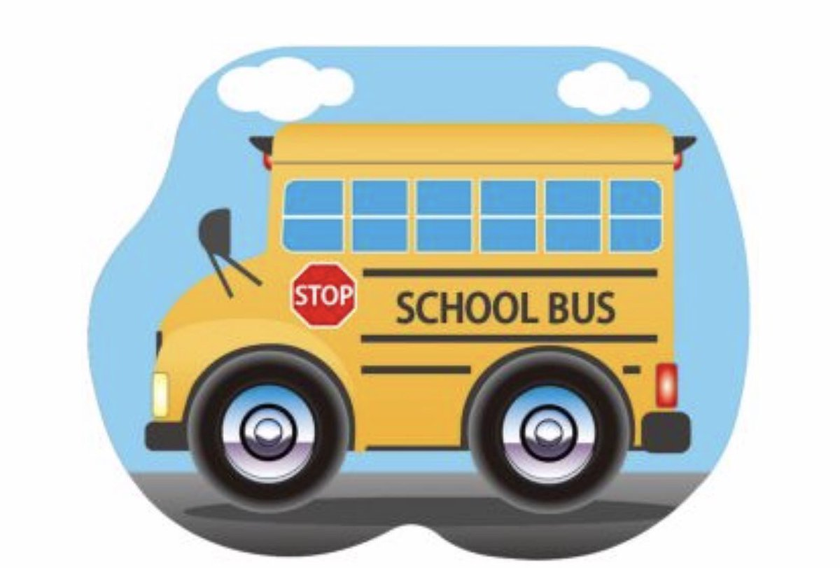 🚌Student meals will be delivered once again today  (Tuesday, Sept. 22nd). The meal packs will contain 2 breakfasts & 2 lunches for all BCS students. Buses will depart from their assigned schools at 11:00 am to begin running their regular bus route. 🍎Be watching for the bus!🚌