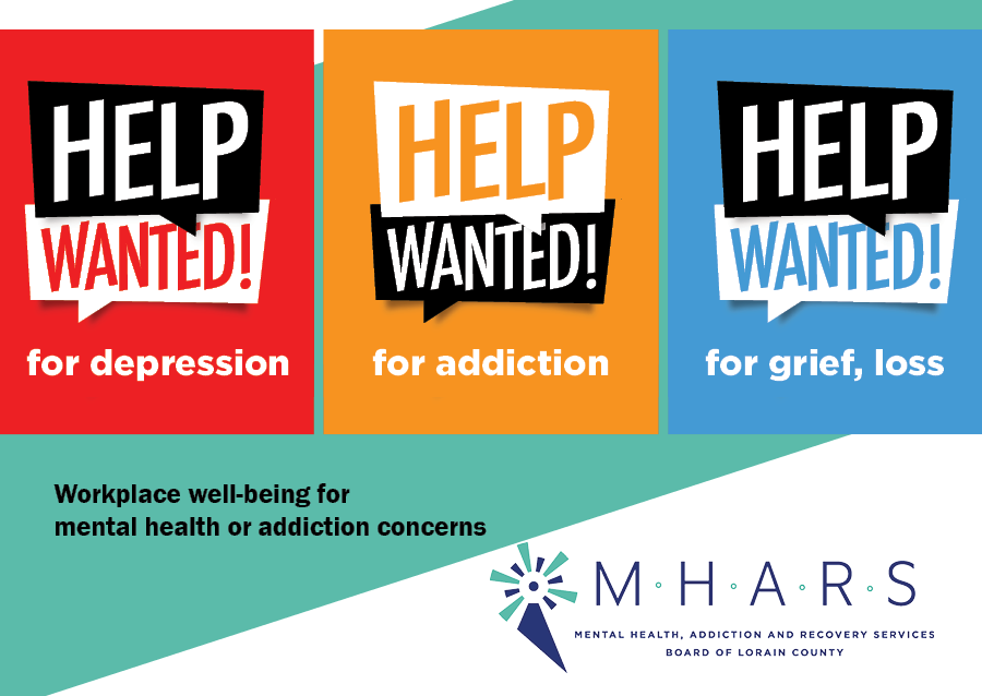 Help Wanted: Workplace  Well-being for Mental Health and Addiction Concerns Presentation