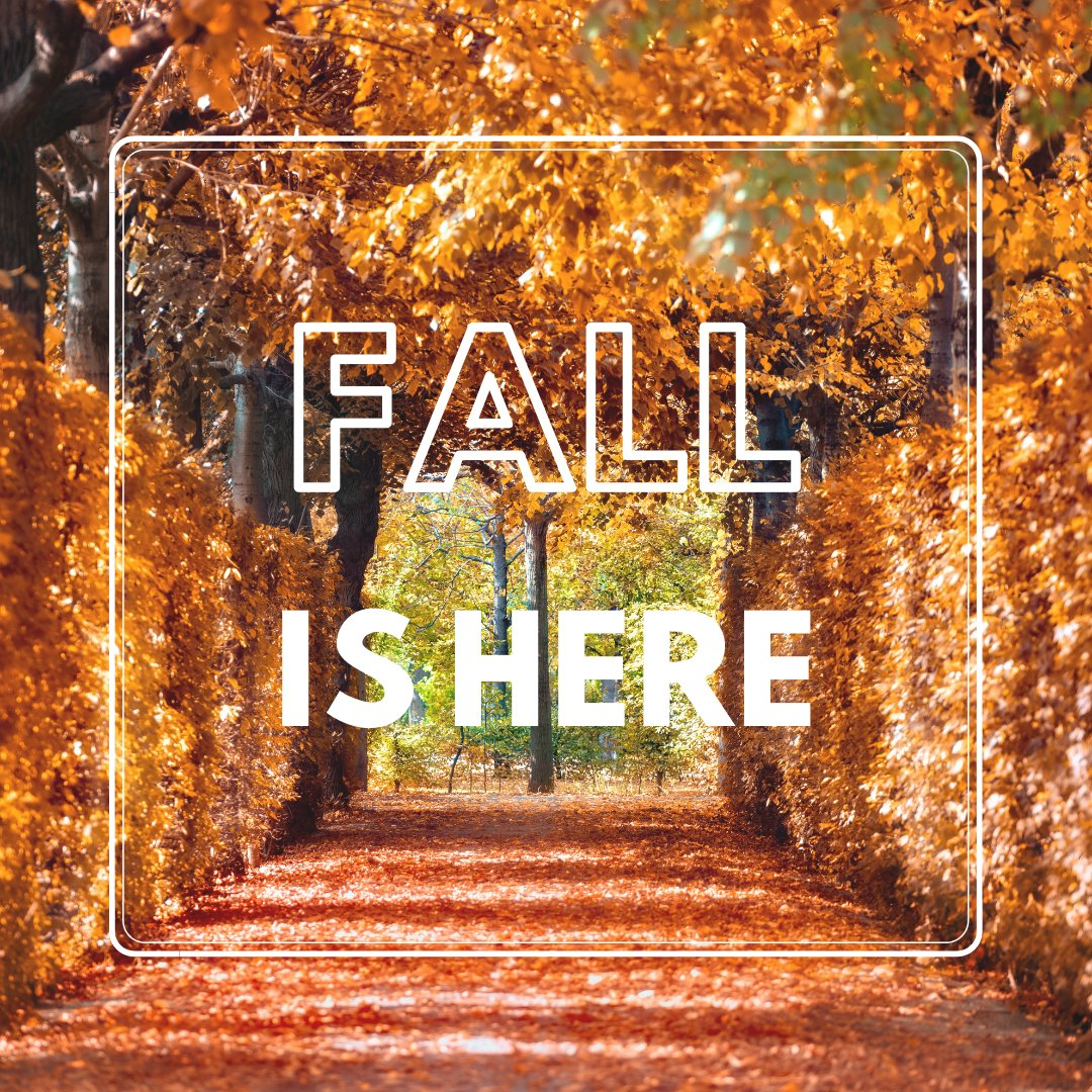 RT @bonniebrookgc: It's officially the fall season. What's your favorite thing about fall? #happyfirstdayoffall