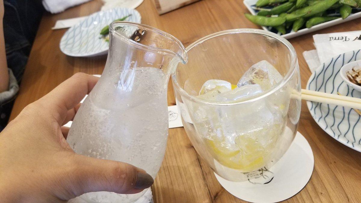 test ツイッターメディア - 「めんべい」でお馴染みの福太郎さんが営み「カクウチ」レモンサワー350円の中身おかわりは200円!580円の盛り合わせも良かったな✨🤗✨ https://t.co/Ak24yQ1SRh