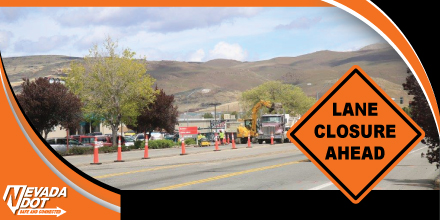 Lanes reduced/shifted on U.S. 50 at stateline #Tahoe (Stateline Ave to Lake Parkway) from 7pm tonight to 11:30am tomorrow for paving after utility repairs. One lane will remain available in each direction. Expect delays. @TahoeDailyTrib @SouthTahoeNow @CountyofDouglas