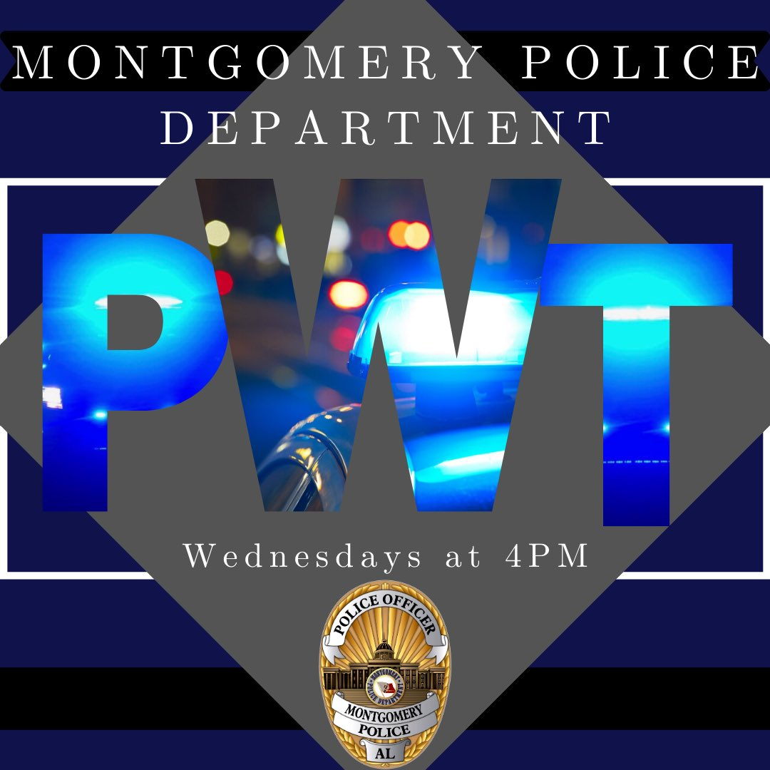 MPD will be conducting a Park, Walk, and Talk in the Evergreen Estates Community on Wednesday, September 23, 2020 at 4PM. Concentration streets will be Beech Street, Jack Pine, Slash Pine, Sugar Pine, and Yellow Pine Drive. Join us!! #mymgm