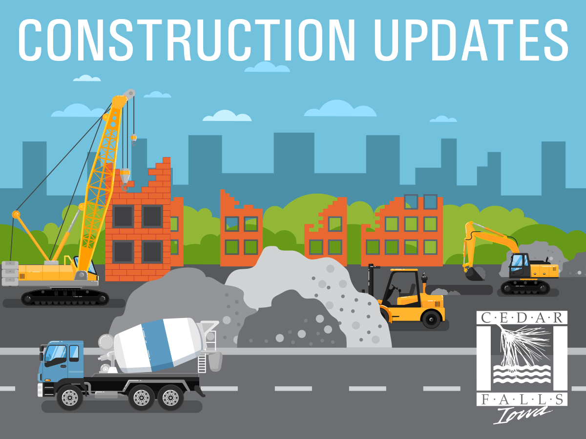 Beginning Sept. 23, W. 1st./HWY 57 construction continues with a closure of the northern lanes, closure of northern intersections (N. College, N. Division, N. Francis), and residential driveways for approx. 2 wks to allow for paving. Head-to-head traffic will be maintained.