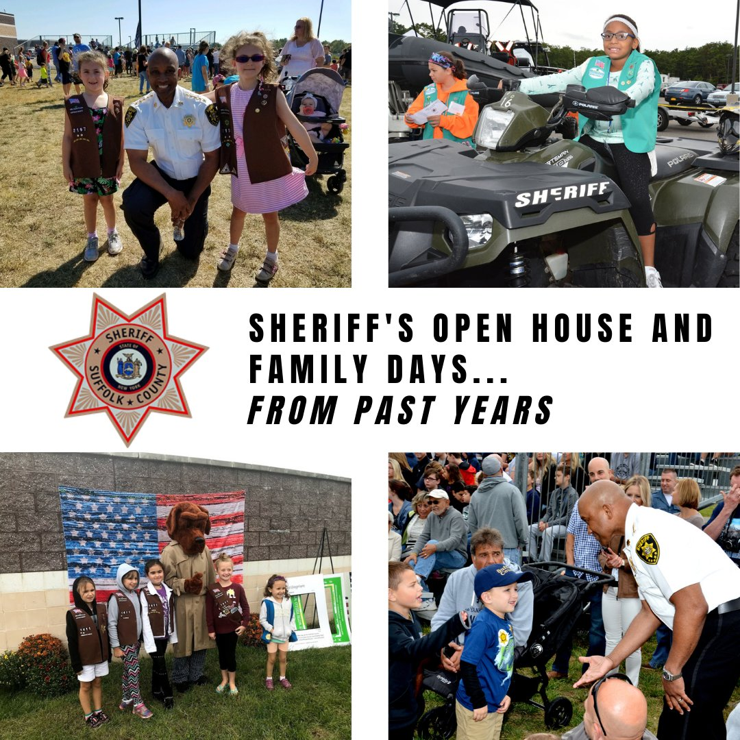 Each year, the Suffolk County Sheriff''s Office hosts a free Open House & Family Day for the entire community. Last year more than 2500 people attended & enjoyed watching our law enforcement