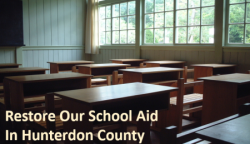 Hunterdon Freeholders Set Up Emergency Lobbying Resource For Restored School Aid