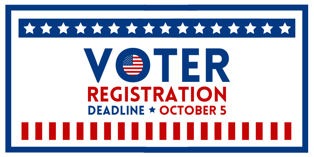 🗳️ If you have moved within Ohio or changed your name, since the last election, your voter registration needs to be updated by 𝐎𝐜𝐭𝐨𝐛𝐞𝐫 𝟓. Visit the Secretary of State's website ↪️  to update your information today! #WeRPrexies#WeRPrexies