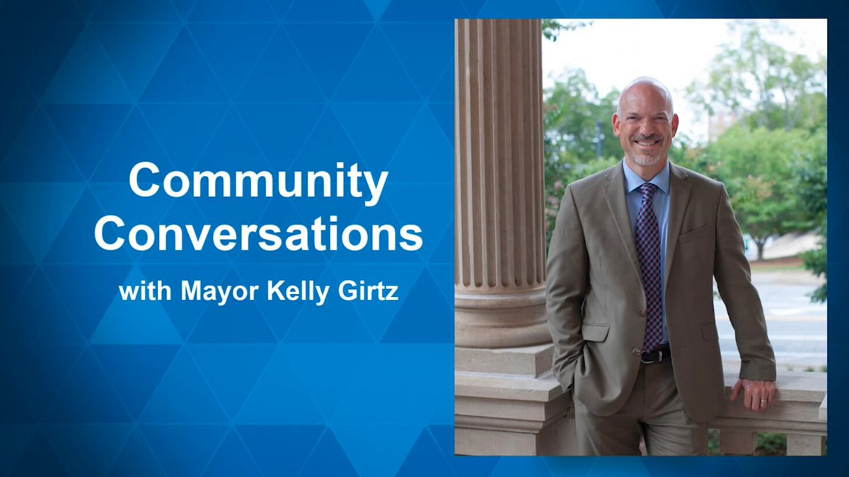 @accgov Mayor Kelly Girtz will host a virtual Community Conversation tomorrow evening (9/23) at 6 pm, focusing on mental and emotional health. The conversation will be streamed live on , ACTV cable channel 180, and .